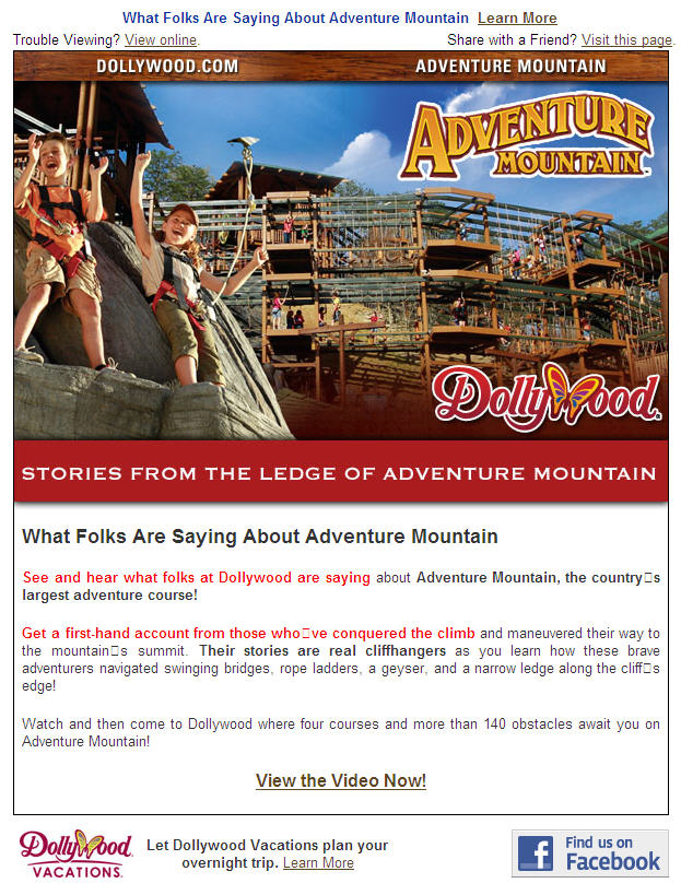 Dollywood_Adventure_Mountain